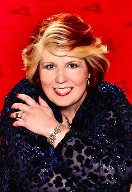 Marianne Cornetti is internationally recognized as a leading Verdiana
