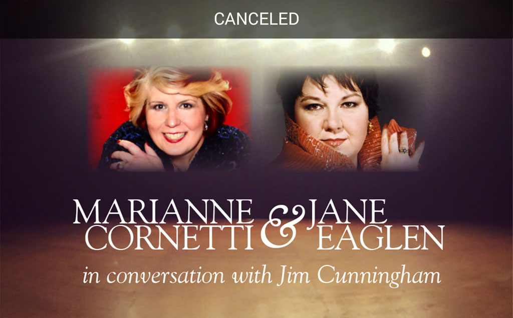 Marianne Cornetti & Jane Eaglen
