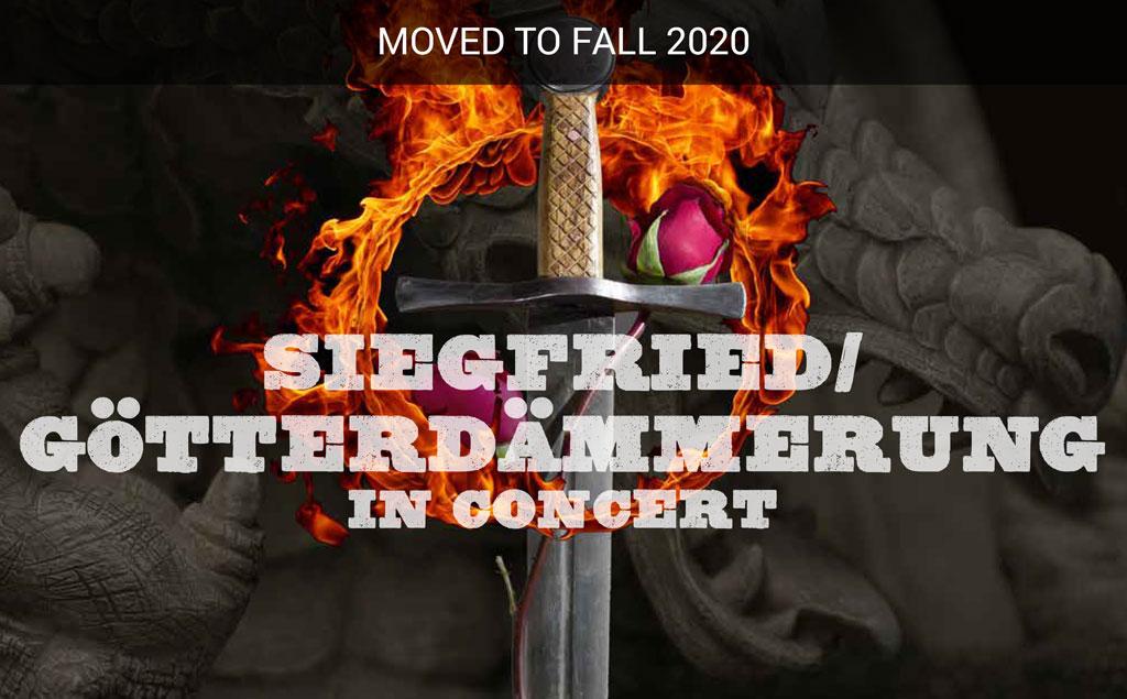 Siegfried/Gotterdammerung in concert