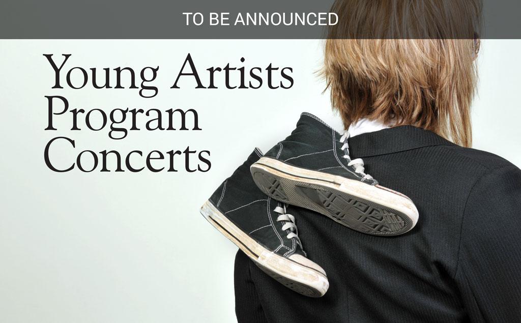 Young Artist Program Concerts