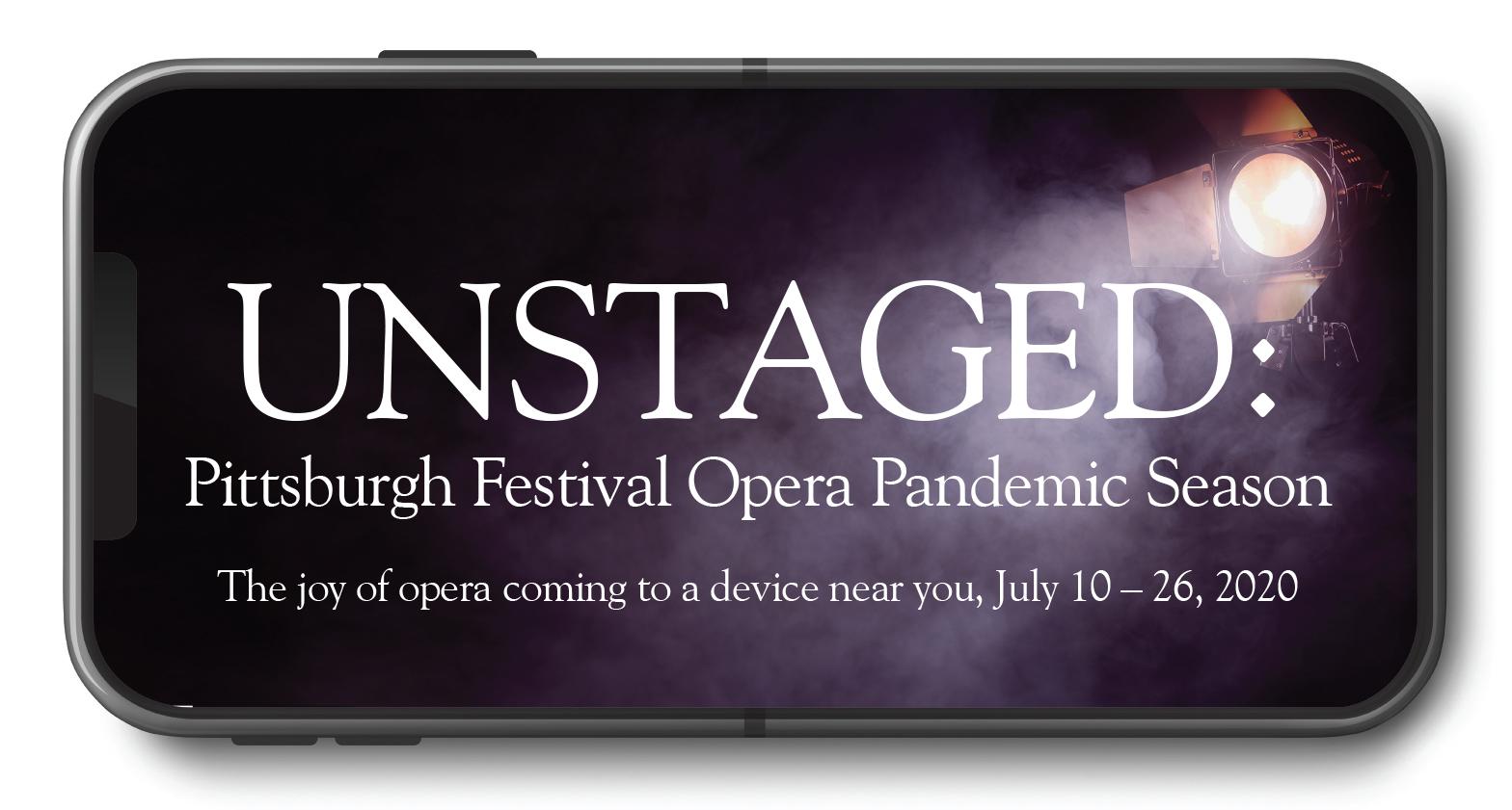 UNSTAGED: Pittsburgh Festival Oper Pandemic Season