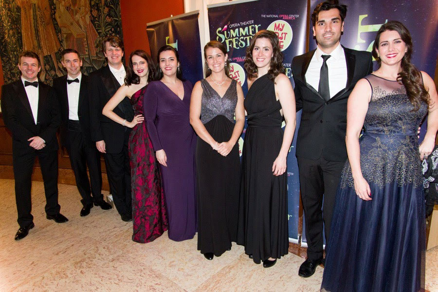 2016 Mildred Miller International Voice Competition winners
