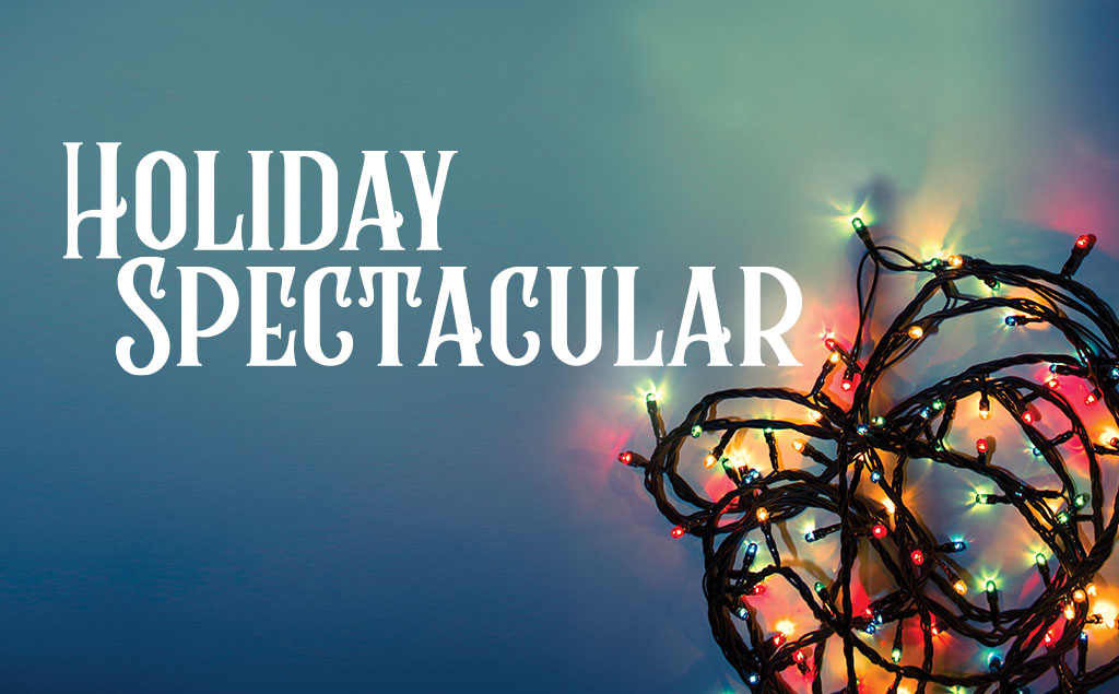 Holiday Spectacular. Pittsburgh Festival Opera Event